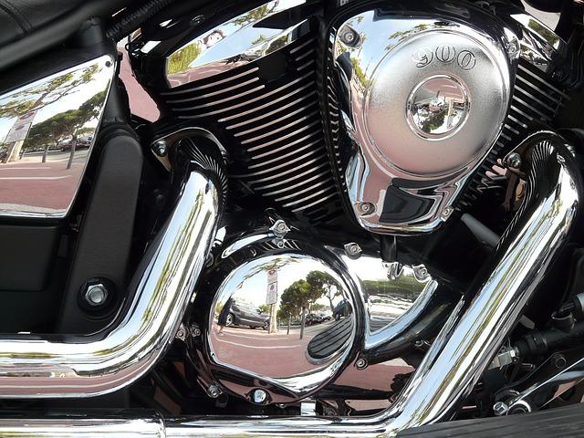 Jak na zazimování motorky?