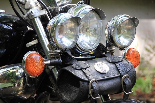 Jak kupovat motorku
